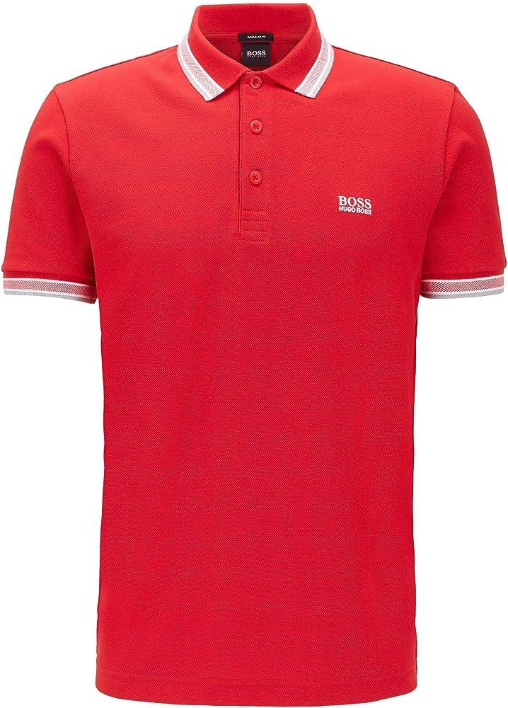 Hugo boss paddy polo,maglietta per uomo,100% cotone,taglia  xl 1010294301XL