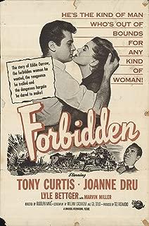 Forbidden 1953 Authentic 27