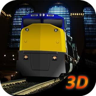 USA Train Driver Simulator 3D