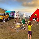 Estate Camper furgone Guida Camion Simulatore 2018: Contento Virtuale Famiglia Giochi Gratuito per bambini
