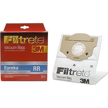 3M  Filtrete  Vacuum Bag  For Eureka// Sanitaire AA//MicroAllergen 3 pk