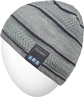 قبعة روتيبوكس بلوتوث قبعة لاسلكية للرياضات الخارجية هدايا عيد الميلاد