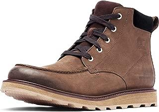 Best moc toe boots fashion Reviews