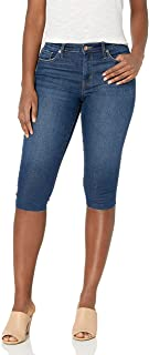 Jessica Simpson Women's Adored High Rise Slim Knicker Short