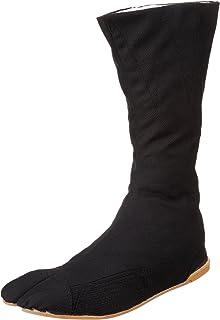 Chaussures de Ninja Jikatabi (12 Clips) (Mannen) Importe du Japon (Marugo), Noir, 28 cm taille du pied en cm