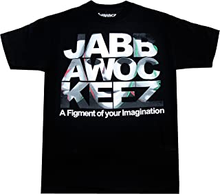 Jabbawockeez Dance Face Fill Logo Black T-Shirt Tee
