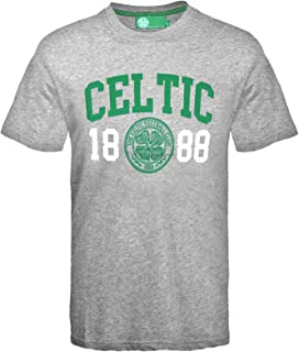 Celtic Football Club Official Soccer Gift Mens Graphic T-Shirt