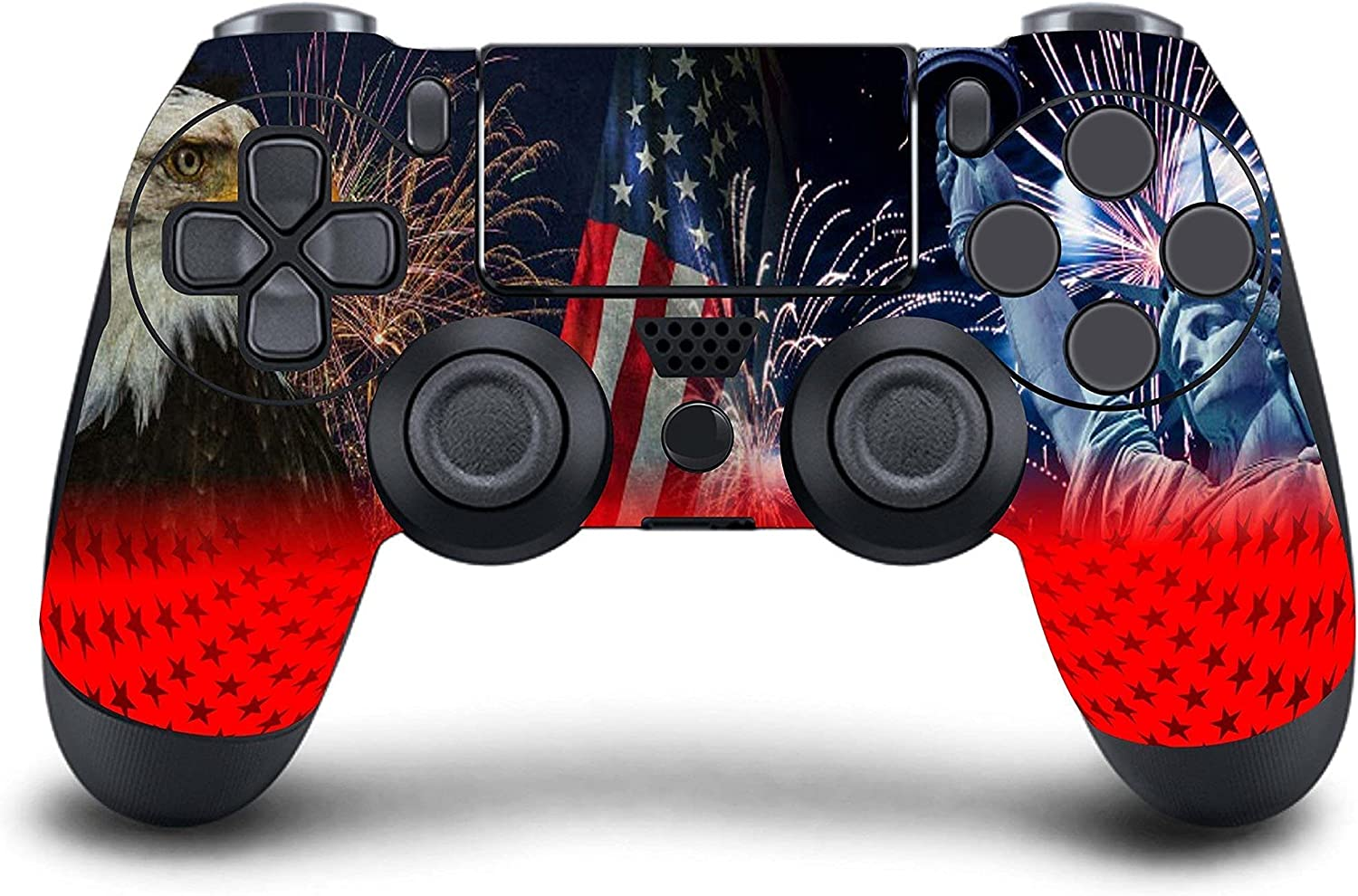 Original DreamController Wireless Controller Made for Playstation 4 Controller I Customized for PS4 Remote Control I Compatible with PS4 Controller Console I PS 4 Controller Wireless