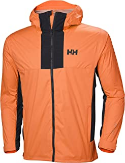 Helly Hansen 62808 Men's Vanir Logr Jacket Red Brick
