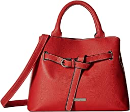 Ruby Triple Satchel