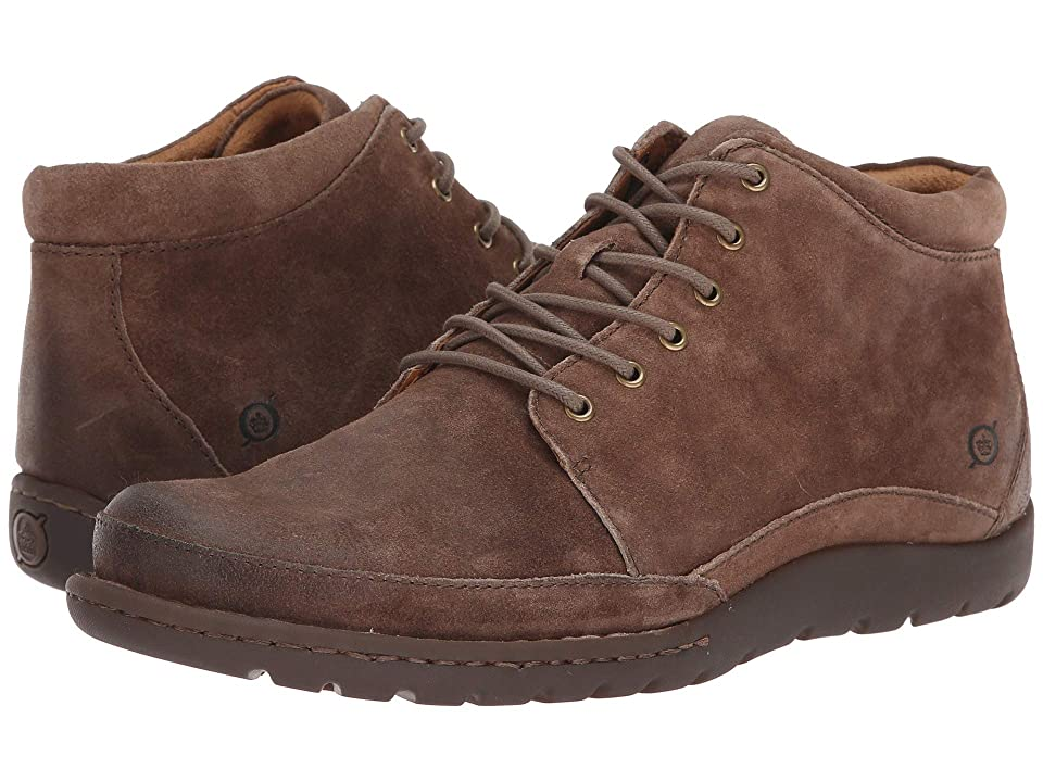Born Nigel Boot (Taupe Distressed) Men