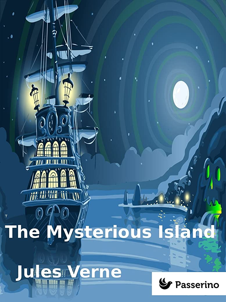 神経衰弱見出し弁護士The Mysterious Island (English Edition)