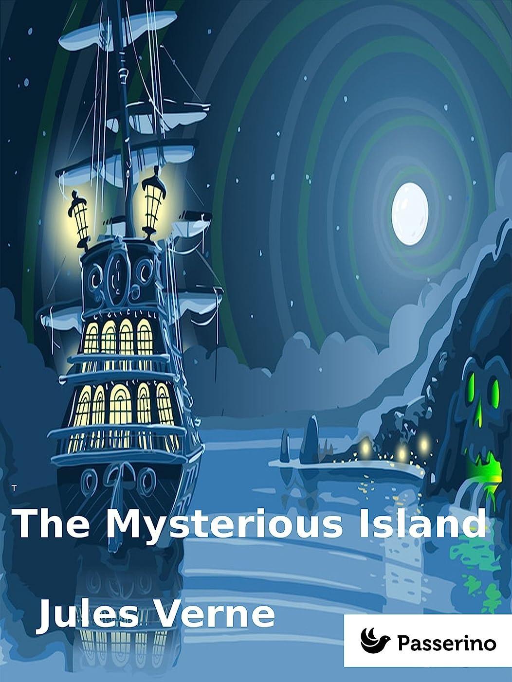 サーバント件名馬力The Mysterious Island (English Edition)