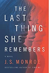 The Last Thing She Remembers: A Novel (English Edition) Formato Kindle