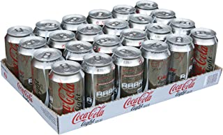Coca-Cola Light Can, Pack of 24, 24 x 0.33l