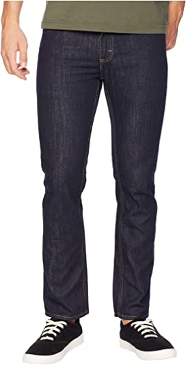 65930a76083eb2 Vans V16 Slim Jeans in Stone Wash at Zappos.com