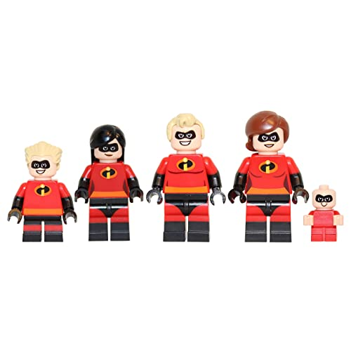 Mrs Incredible from 10760 LEGO® Incredibles 2