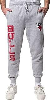 NBA Men's Jogger Pants Active Basic Soft Terry Sweatpants