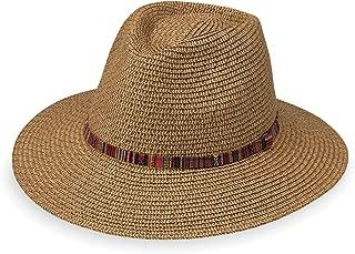 Wallaroo Hat Company Women's Sedona Fedora – UPF 50+, Aztec Flair, Designed in Australia.