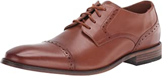 قبعة Lamont للرجال من Bostonian, (Tan Leather), 9 Wide