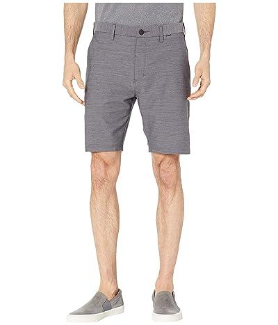 Hurley 19 Dri-Fit Cutback Walkshorts (Dark Grey) Men