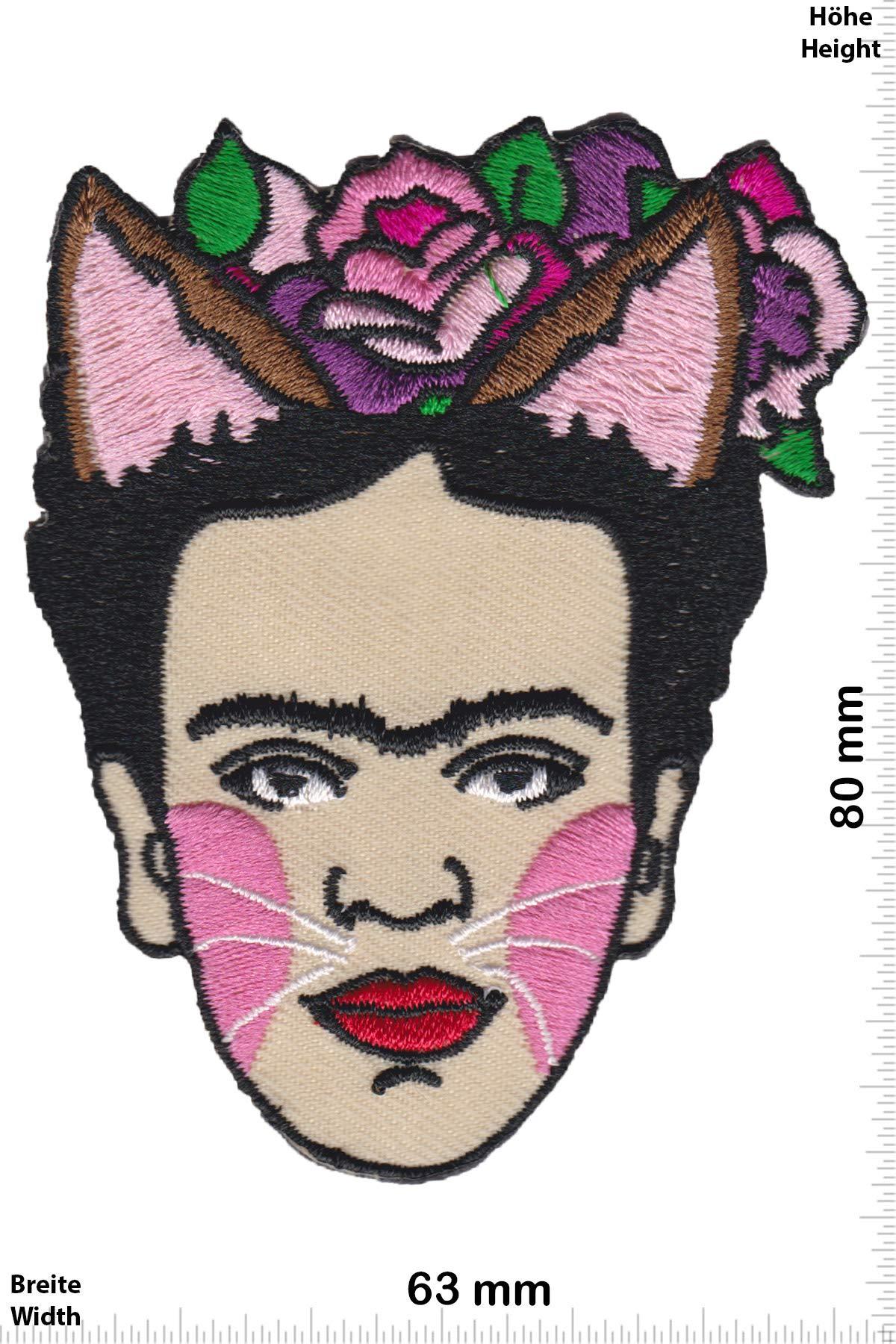 Parche – Frida Kahlo – Cat – Artist – Surrealismus – Love – Frida ...