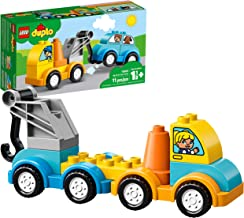 LEGO DUPLO My First Tow Truck 10883 Building Blocks, 2019 (11 Pieces)