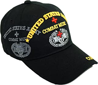 003c214872417 U.S. Military Official Licensed Embroidery Hat Army Navy Veteran Division  Baseball Cap