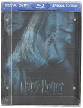 Harry Potter and the Half-Blood Prince (2 Disc Digital Copy Blu-Ray Special E...