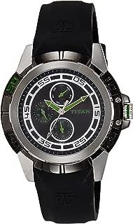 Octane Analog Black Dial Men's Watch - 9467KP02
