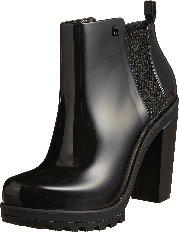 Melissa Melissa Melissa Woherrar Soldier Ankle -High Rubber Rain Boot  upp till 70%