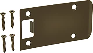 Satin Stainless Steel Finish Pack of 10 1-3//4 Width x 2-3//4 Height Don-Jo ETS 175 18 Gauge Extended Lip Strike
