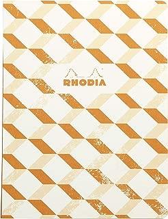 Rhodia Heritage Raw Bind Notebook Heritage Raw Bind Notebook, Escher White, 1 (CR-117472C)