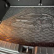 Rigum Passgenaue Kofferraumwanne Geeignet Für Mitsubishi Eclipse Cross Ab 2018 Autoschoner Monteur Auto