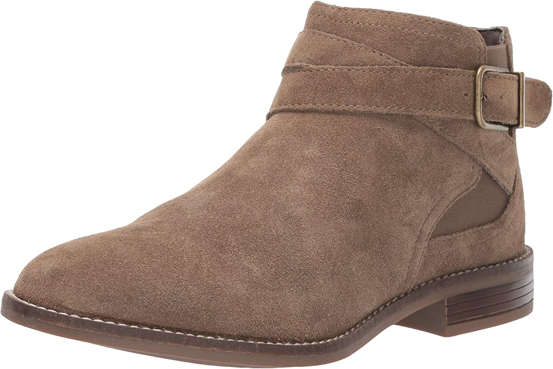Clarks Large-scale sale Women's Camzin Boot Hale Ankle Alternative dealer