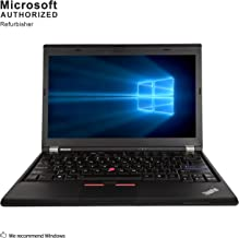 2019 Lenovo ThinkPad X230, Intel Core I5 Upto 3.3GHz, 8G DDR3, 512G SSD, Mini DP, VGA, USB 3.0, WiFi, 12.5 inch Screen, Windows 10 64 Bit-Multi-Language(CI5)(Renewed)