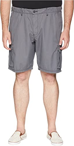 Big & Tall Island Survivalist Cargo Shorts