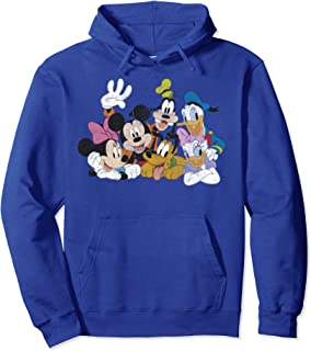 Disney Mickey Classic Characters Sweat à Capuche