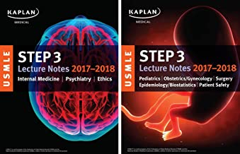USMLE Step 3 Lecture Notes 2017-2018: 2-Book Set (USMLE Prep)