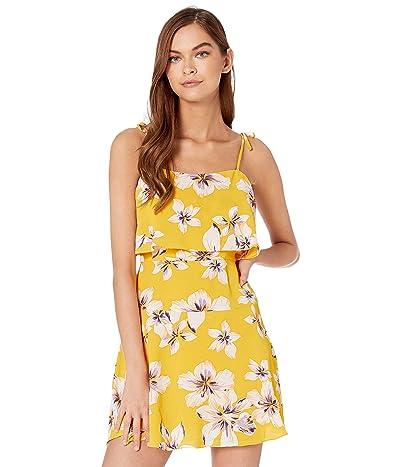 BB Dakota Island Time Dress (Sunglow Yellow) Women