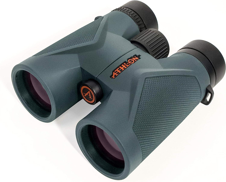 Athlon Optics Midas Roof Binoculars Prism Long-awaited UHD Popular standard