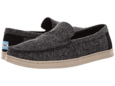 TOMS Aiden (Forged Iron Two-Tone Woven) Men