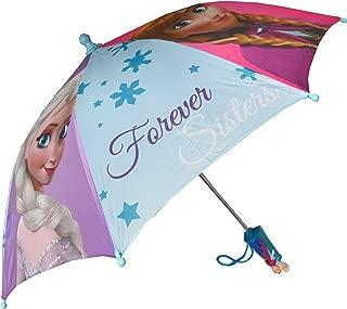 Disney Frozen Anna Elsa Forever Sisters Umbrella