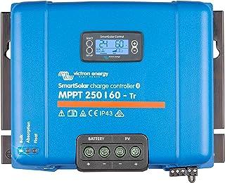 Controlador carga bateria solar victron aldo solar scc125060210 smartsolar mppt 250v 60a 12/24/48v tr smart energy