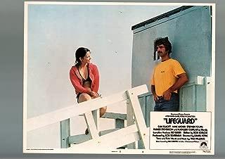 MOVIE POSTER: LIFEGUARD-1976-LOBBY CARD-DRAMA-FN/VF-SAM ELLIOTT-ANNE ARCHER FN/VF
