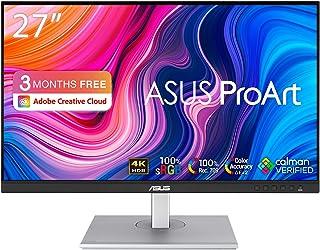 ASUS ProArt PA279CV - Ecran PC 27'' 4K - Dalle IPS - 3840x2160 - 350cd/m² - Display Port, 2x HDMI, USB-C & 4x USB 3.0 - De...