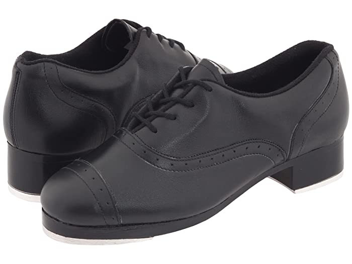 DIY Dance Shoes- Ballroom, Lindy, Swing Womens Bloch Jason Samuels Smith Black Womens Shoes $192.00 AT vintagedancer.com
