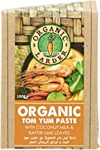 Organic Larder Organic Tom Yum Paste, 100 g