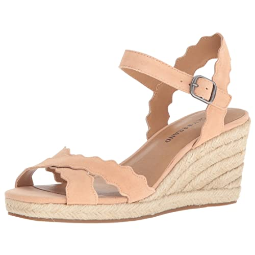 1e4444709267 Lucky Brand Women s Marleigh Espadrille Wedge Sandal
