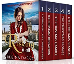 Regency Christmas Box Set: Risking it all